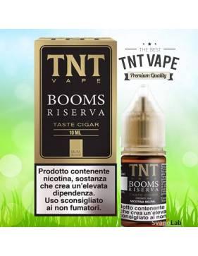 TNT Vape BOOMS RISERVA 10ml liquido pronto
