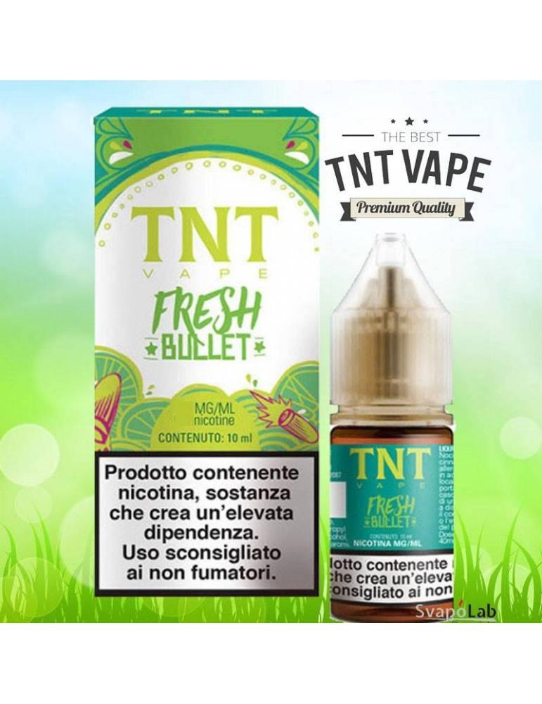 TNT Vape FRESH BULLET 10ml liquido pronto