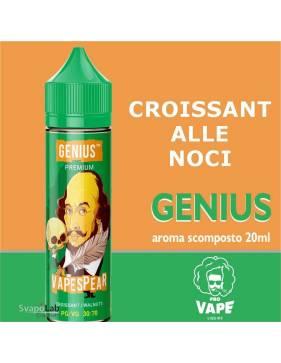 Pro Vape Genius VAPESPEAR 20ml aroma scomposto