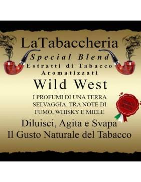"""La Tabaccheria """"WILD WEST"""" 10 ml aroma concentrato"""