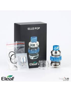 Eleaf ELLO POP atomizer 6,5 ml (ø28mm), la confezione