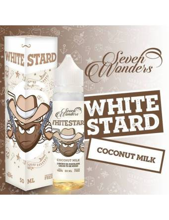 Seven Wonders WHITESTARD 50ml Mix&Vape