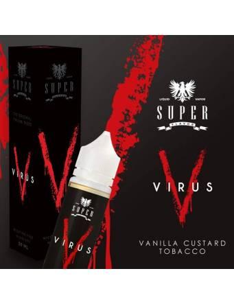 Super Flavor VIRUS 50ml Mix&Vape