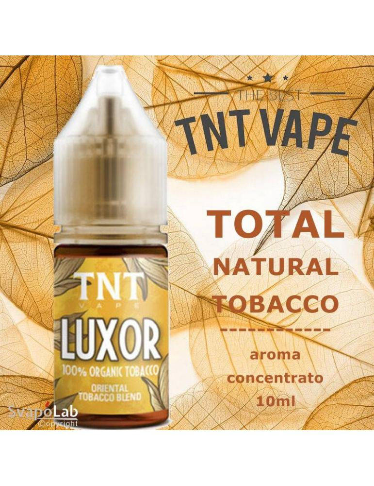 TNT Vape TNT LUXOR 10ml aroma concentrato