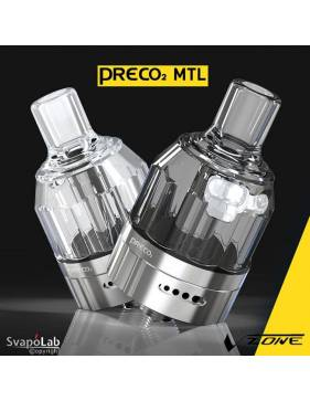 Vzone PRECO 2 MTL 3,5ml/ø24mm (3 pz + 1 deck)