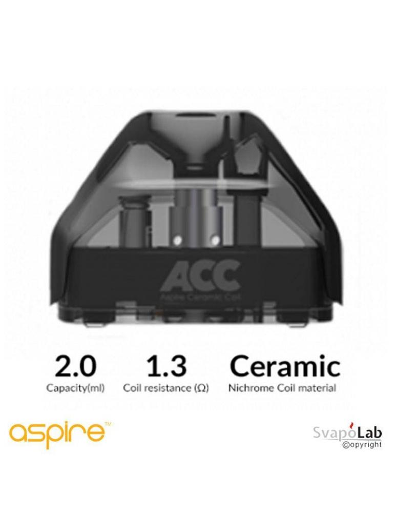Aspire AVP AIO pod 2ml (2 pz con coil)
