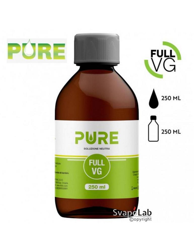 Pure FULL VG 250ml - Glicerina Vegetale