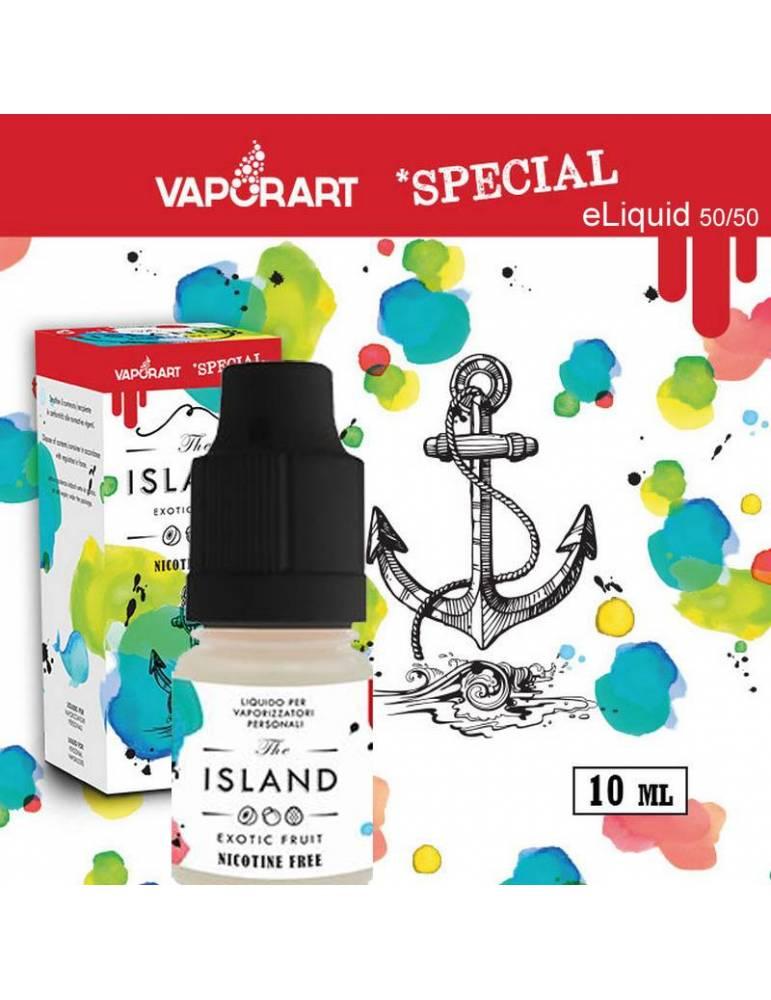 Vaporart Special THE ISLAND 10ml liquido pronto