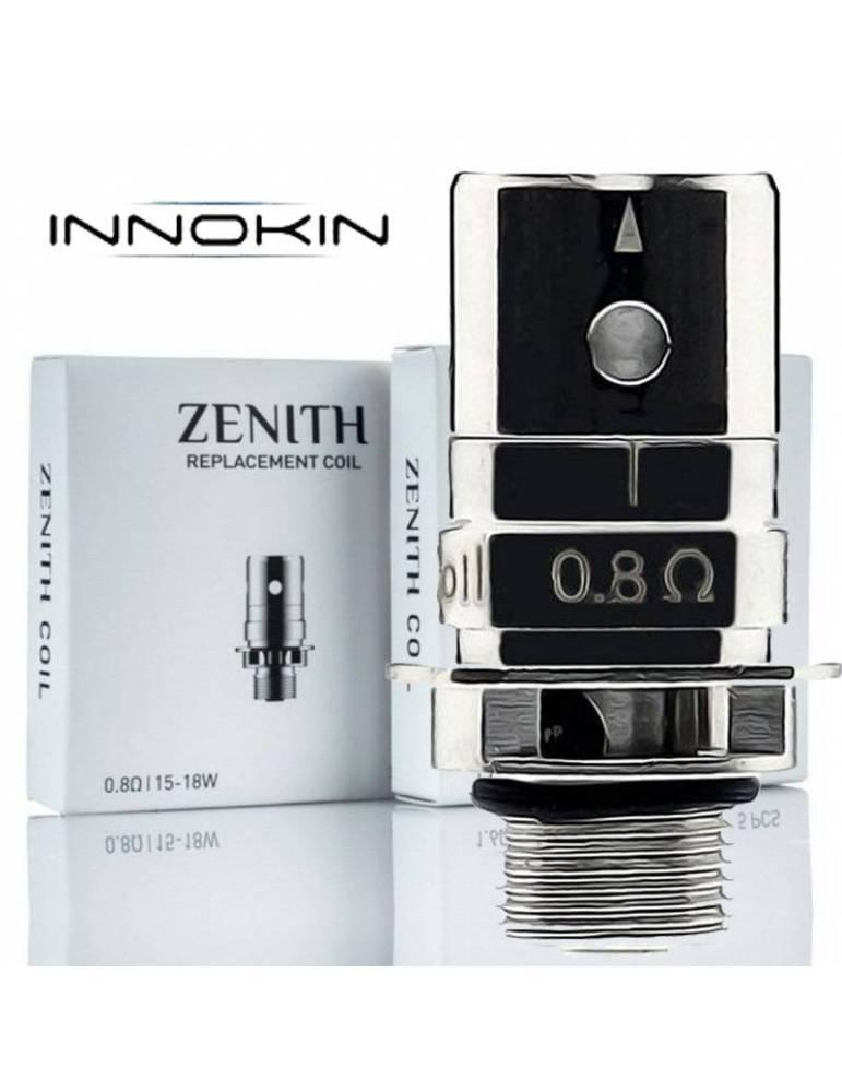 Innokin ZENITH coil 0,8ohm/15-18W (1 pz) per Zenith e Zlide