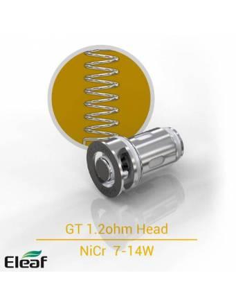 Eleaf GT coil 1,2ohm/7-14W (1 pz)   per IJUST MINI e IJUST AIO