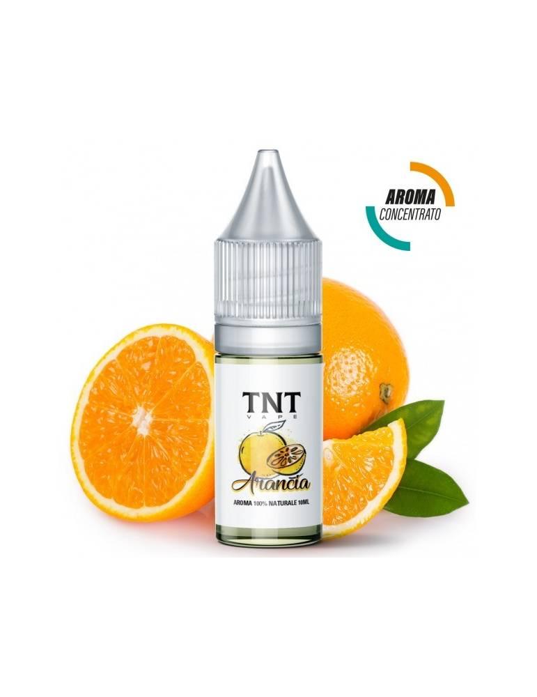 TNT Vape Natural ARANCIA 10ml aroma concentrato