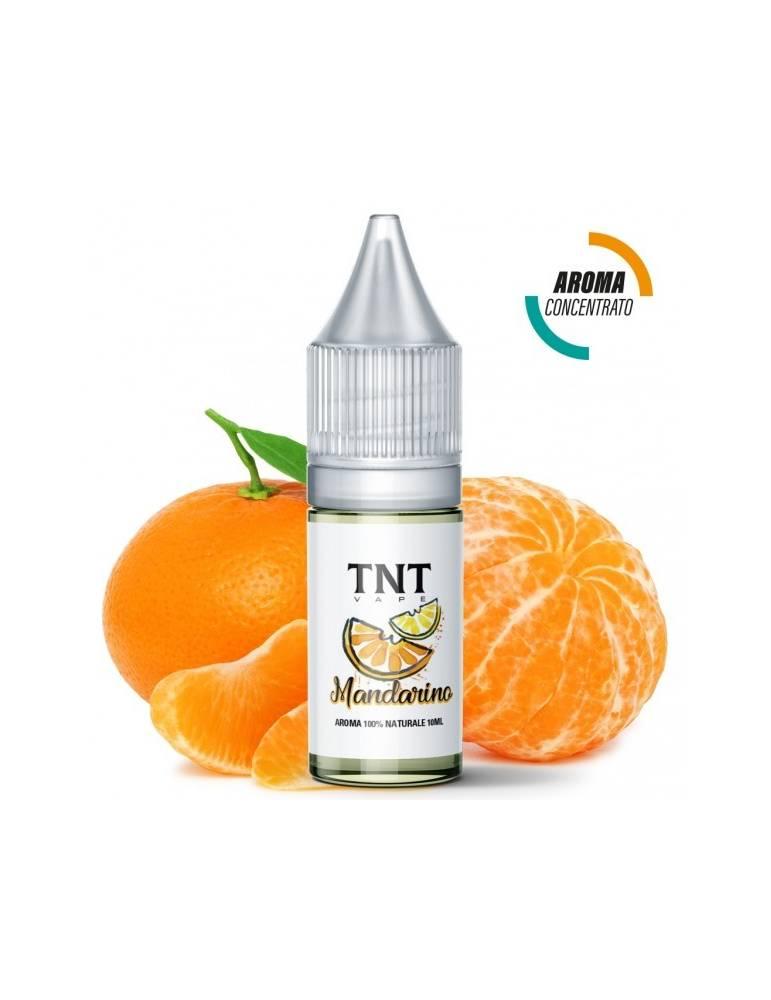 TNT Vape Natural MANDARINO 10ml aroma concentrato