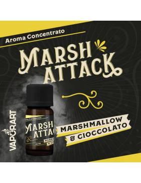 Vaporart MARSH ATTAC 10ml aroma concentrato