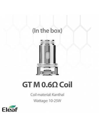 Eleaf iJUST AIO kit 1500mah–pod 2ml (ø22mm) - resistenza 0.6