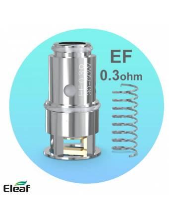 Eleaf EF coil 0,30ohm/30-60W (1 pz) per PESSO e Istick T80 kit