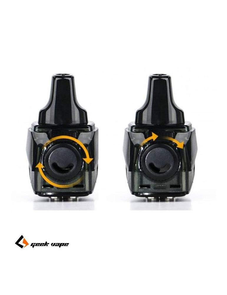 Geekvape AEGIS BOOST pod 3,7ml (2 pz, NO COIL)