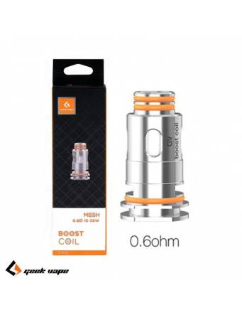 Geekvape AEGIS BOOST coil 0,6ohm/15-25W (1 pz)