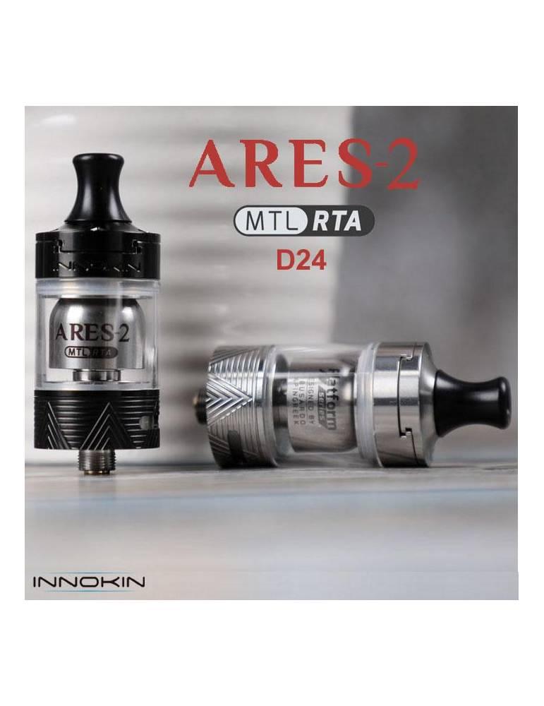 Innokin ARES 2 D24 tank MTL/RTA 4ml (1 pz)
