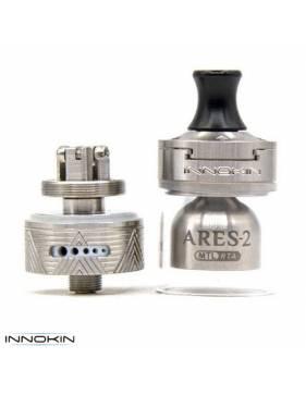 Innokin ARES 2 D24 tank MTL/RTA/4ml (1 pz) - componenti