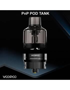 VooPoo PnP Pod Tank 4,5ml (1 pod + 2 coil) per Drag X/S