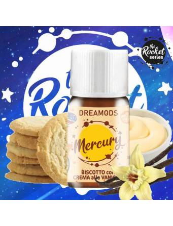 Dreamods The Rocket – MERCURY 10ml aroma concentrato