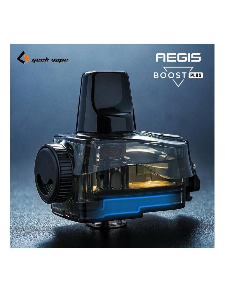 Geekvape AEGIS BOOST PLUS pod 5,5ml dettaglio
