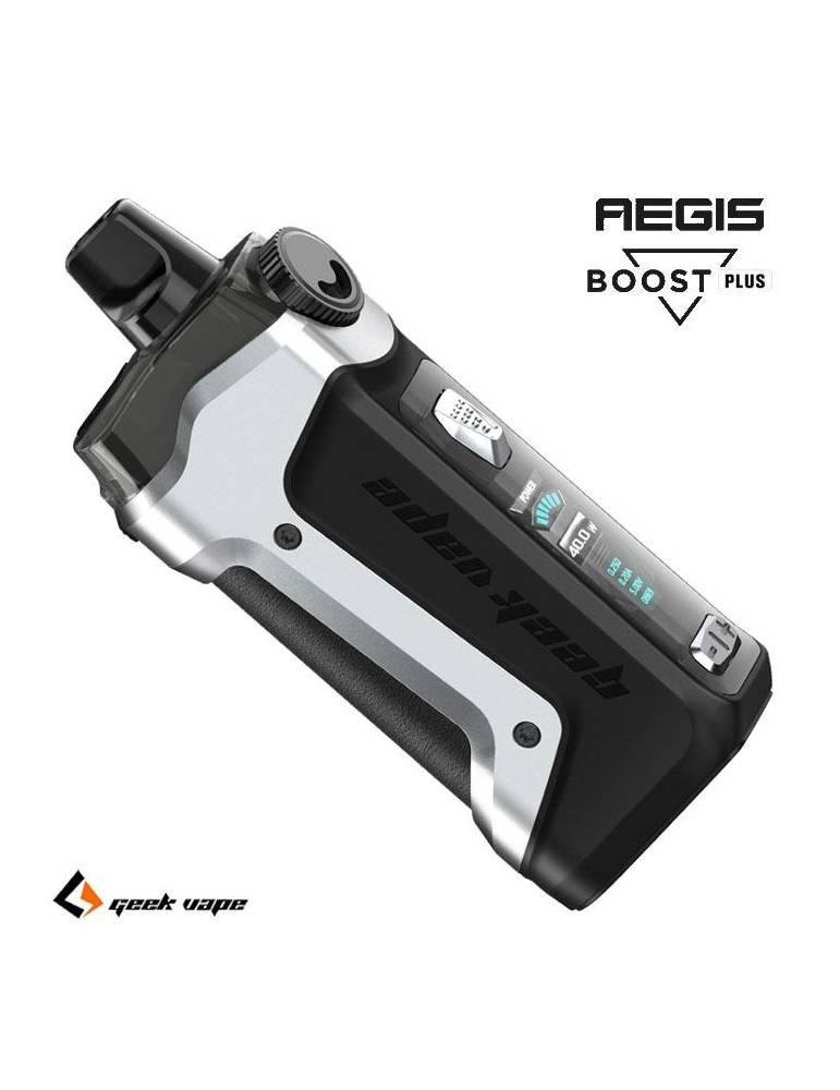 GeekVape AEGIS BOOST PLUS kit 40W (pod 5,5ml) acciaio