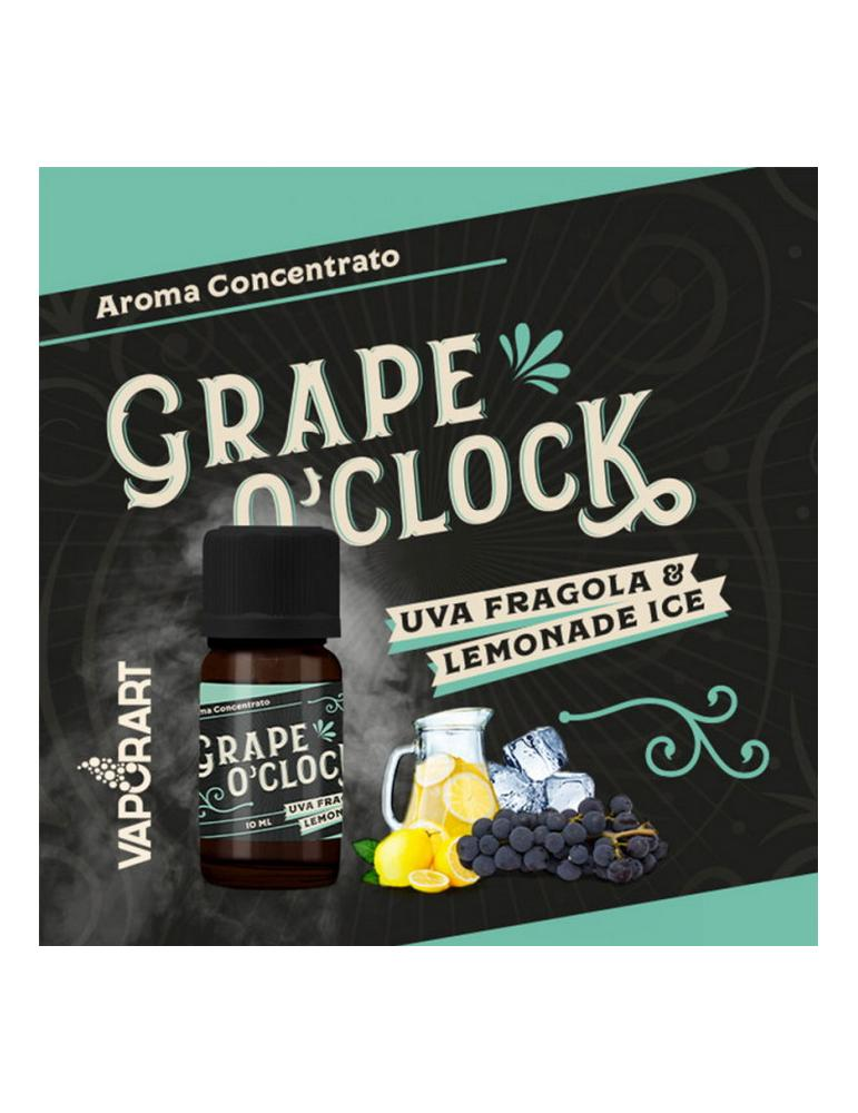 Vaporart GRAPE O'CLOCK 10ml aroma concentrato