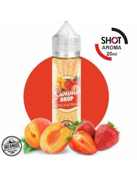 "Dreamods ""Summer Drop"" ALBICOCCA FRAGOLA 20 ml aroma scomposto"