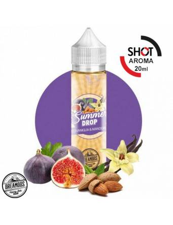 "Dreamods ""Summer Drop"" FICO VANIGLIA MANDORLA 20 ml aroma scomposto"