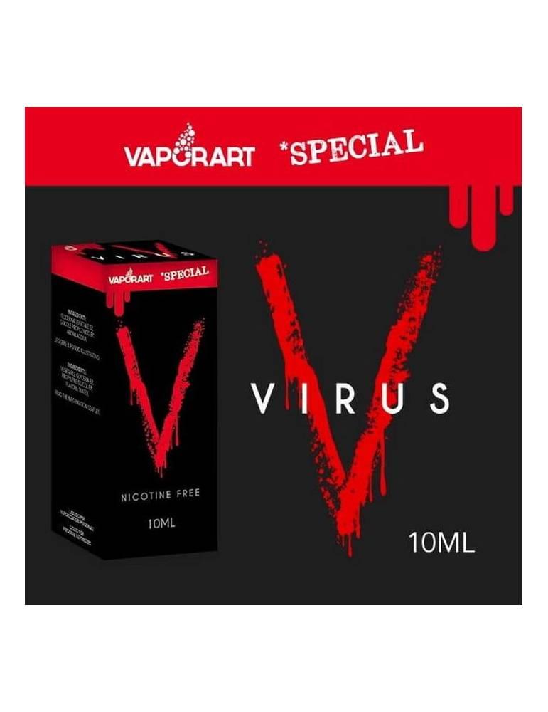 Vaporart Special VIRUS 10ml liquido pronto