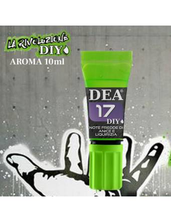 "Dea DIY 17 – INUIT 10ml aroma concentrato ""i FRESCHISSIMI"" LP"