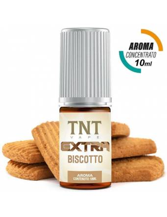 TNT Vape Extra BISCOTTO 10ml aroma concentrato