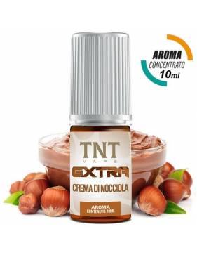 TNT Vape Extra CREMA DI NOCCIOLA 10ml aroma concentrato