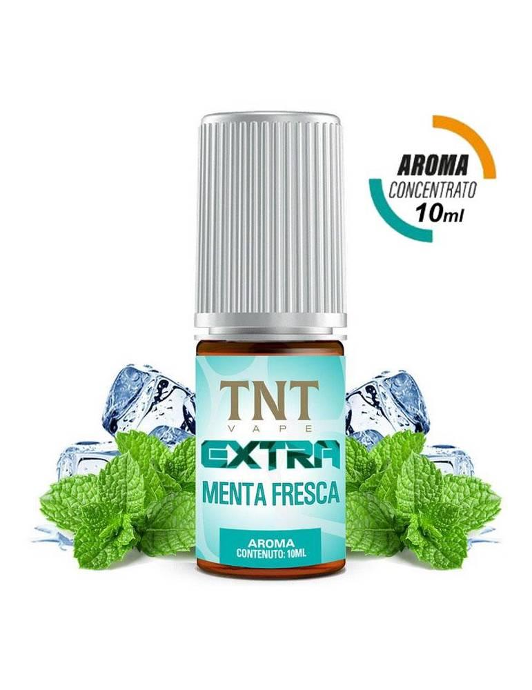 TNT Vape Extra MENTA FRESCA 10ml aroma concentrato