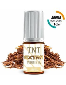 TNT Vape Extra TABACCO VIRGINIA 10ml aroma concentrato