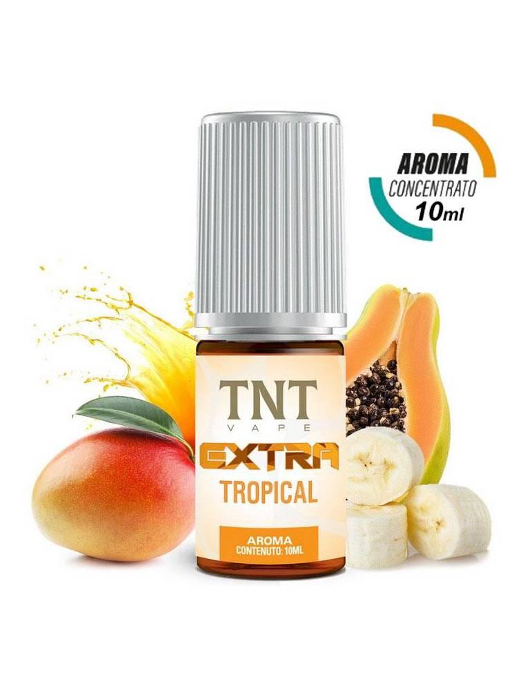 TNT Vape Extra TROPICAL 10ml aroma concentrato