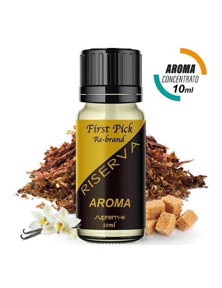 Suprem-e FIRST PICK Re-Brand RISERVA 10ml aroma concentrato