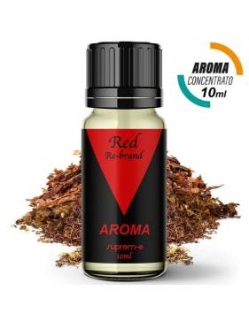 Suprem-e RED Re-Brand 10ml aroma concentrato