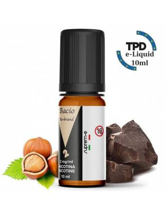 Suprem-e BACIO Re-Brand 10 ml liquido pronto