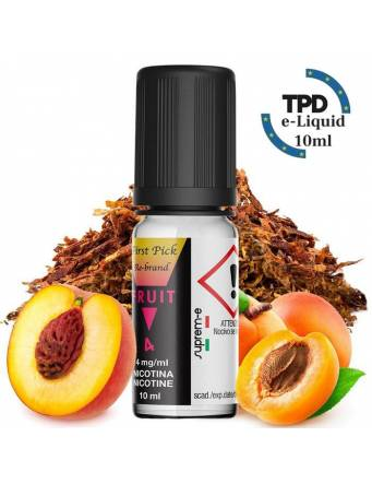 Suprem-e FIRST PICK Re-Brand FRUIT 10 ml liquido pronto