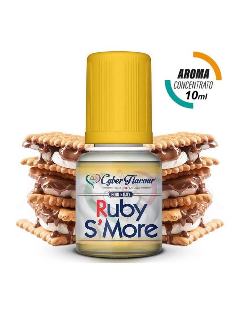Cyber Flavour RUBY S'MORE 10 ml aroma concentrato