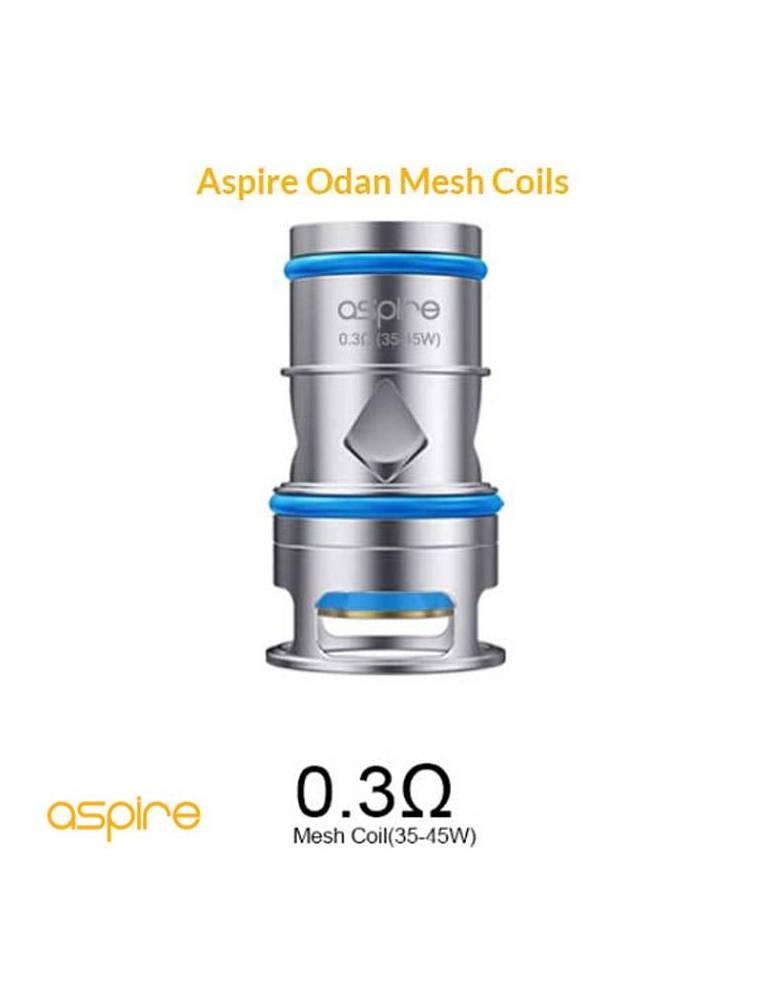 Aspire ODAN coil 0,3ohm (3 pz)