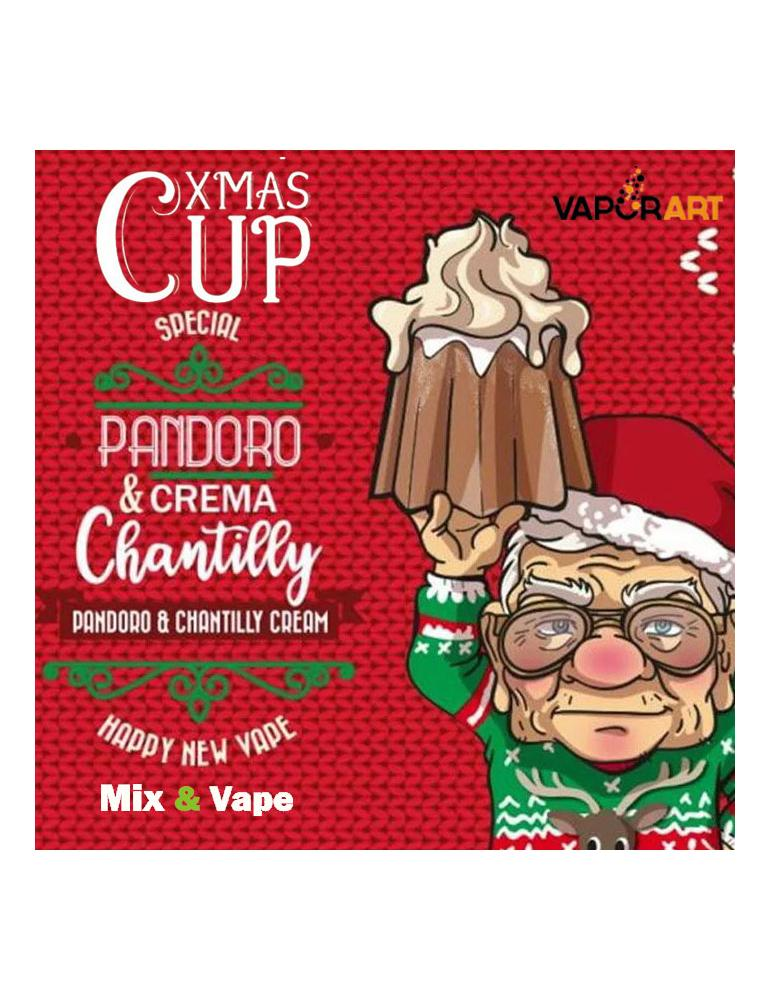 Vaporart XMAS CUP 40ml Mix&Vape limited edition lp