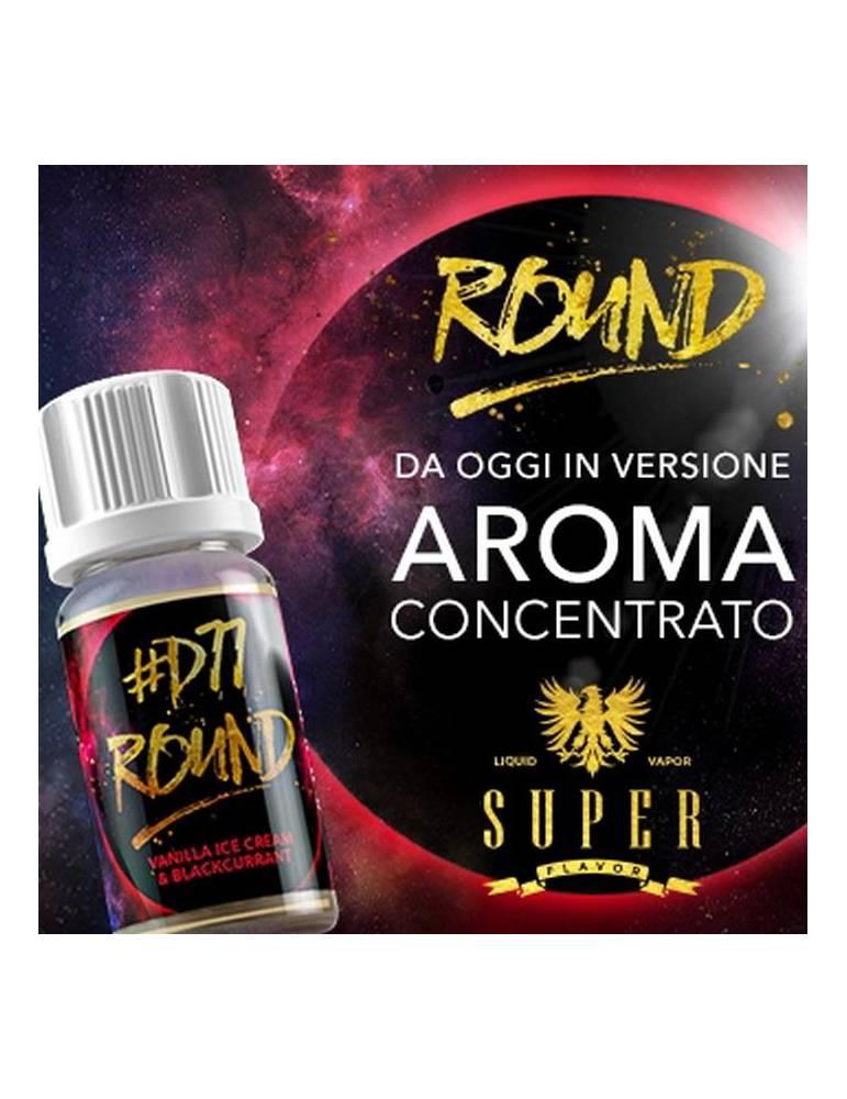 Super Flavor ROUND 10ml aroma concentrato