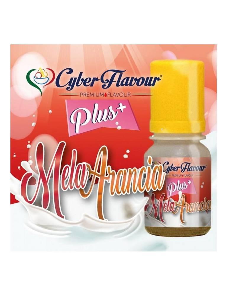 """Cyber Flavour """"PLUS"""" Mela Arancia 10 ml aroma concentrato"""
