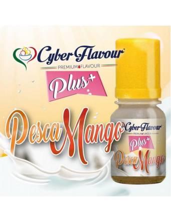 """Cyber Flavour """"PLUS"""" Pesca Mango 10 ml aroma concentrato"""