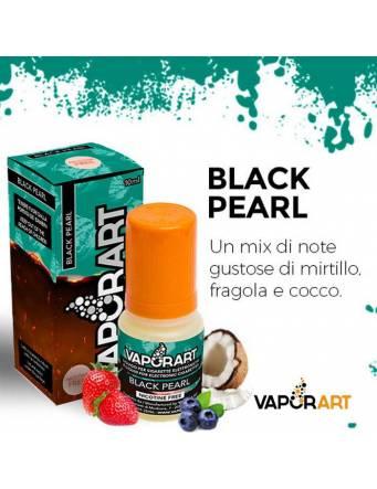 Vaporart BLACK PEARL10ml liquido pronto