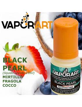 Vaporart BLACK PEARL10ml liquido pronto lp