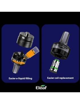 Eleaf GTL pod tank DTL 4,5ml - riempimento